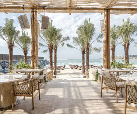 Nammos Dubai, Four Seasons Resort at Jumeirah Beach